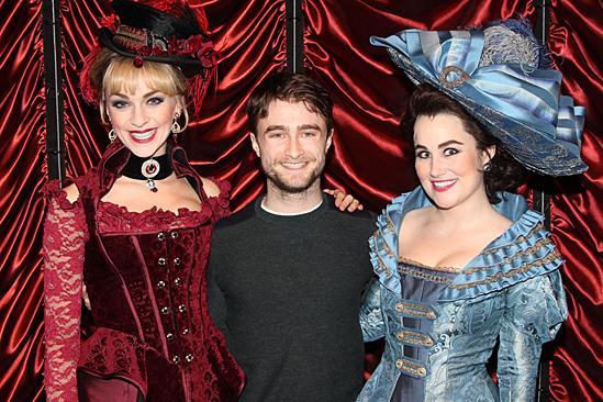 Daniel Radcliffe – Gentleman's Guide – Lisa O'Hare – Daniel Radcliffe – Lauren Worsham