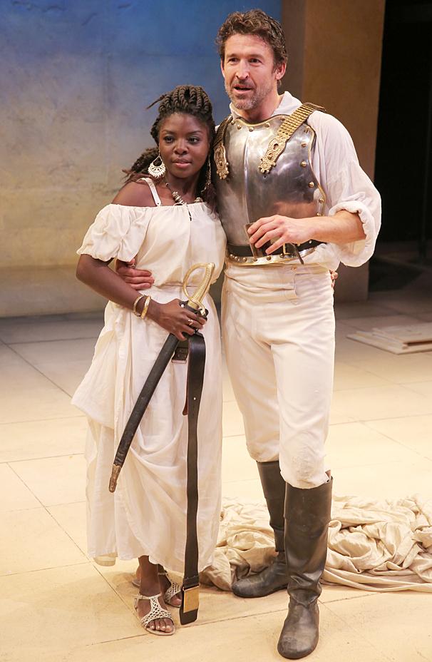 Antony and Cleopatra - Show Photos - PS - Joaquina Kalukango