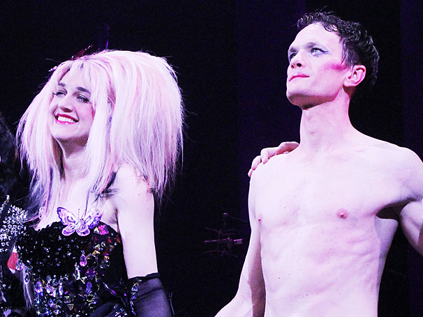 Hedwig – Opening Night – OP – 4/14 – Lena Hall – Neil Patrick Harris