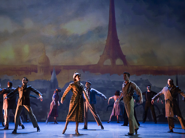 An American in Paris - Show Photos - 4/15 -  cast
