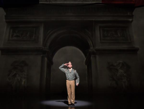 Show Photos - An American in Paris - 7/16 - Dimitri Kleioris