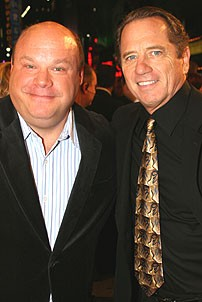 Photo Op - Chicago 10th Anniversary - Kevin Chamberlin - Tom Wopat