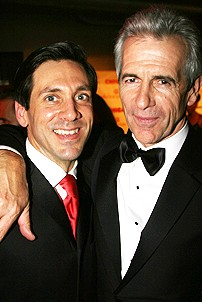 Photo Op - Chicago 10th Anniversary - party - Michael Berresse - James Naughton