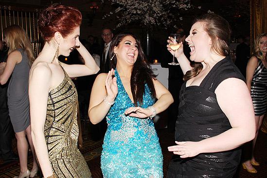 Sister Act Opening Night –  Marla Mindelle – Marissa Perry – Sarah Bolt