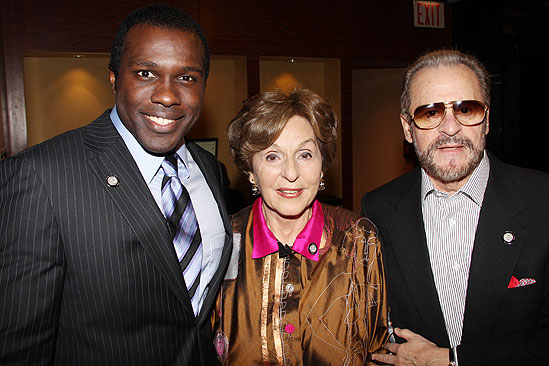 Tony Brunch – Joshua Henry – Fran and Berry Weissler