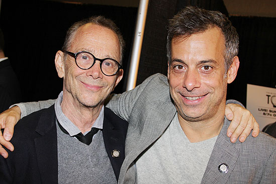Tony Brunch - Joel Grey - Joe Mantello