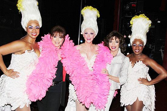 Priscilla Collins - Jacqueline B. Arnold - Jackie Collins - Ashley Spencer - Joan Collins - Anastacia McCleskey