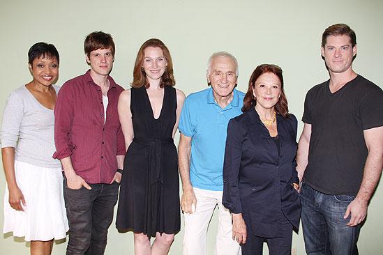 Lyons meet - Brenda Pressley - Michael Esper - Kate Jennings Grant - Dic Latessa - Linda Lavin - Gregory Woodell