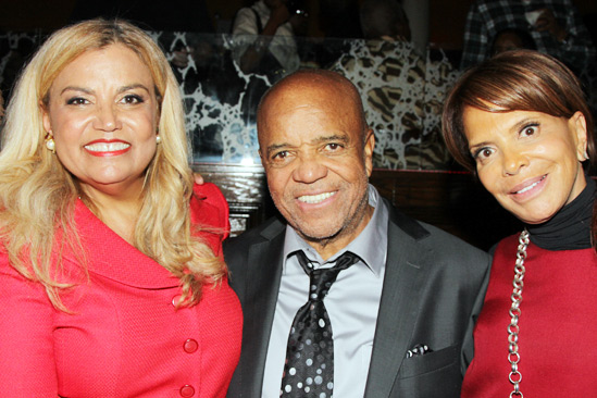 Motown Preview — Suzanne de Passe — Berry Gordy — Sylvia Rhone