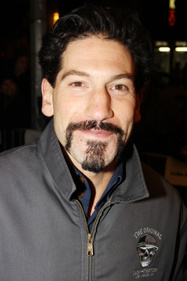 The Performers – opening night – Jon Bernthal