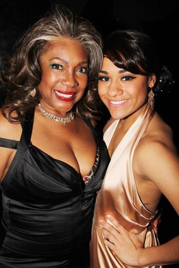 'Motown' Opening Night — Mary Wilson — Ariana DeBose