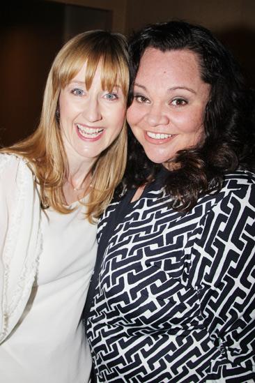 2013 Tony Nominee Brunch — Lauren Ward — Keala Settle