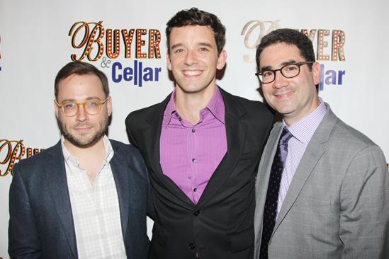'Buyer & Cellar' Second Opening — Stephen Brackett — Michael Urie — Jonathan Tolins