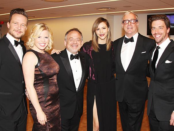 New York Pops Gala - Honoring Marc Shaiman and Scott Wittman - OP - 4/14 - Will Chase - Megan Hilty - Marc Shaiman - Katharine McPhee  - Scott Wittman - Christian Borle