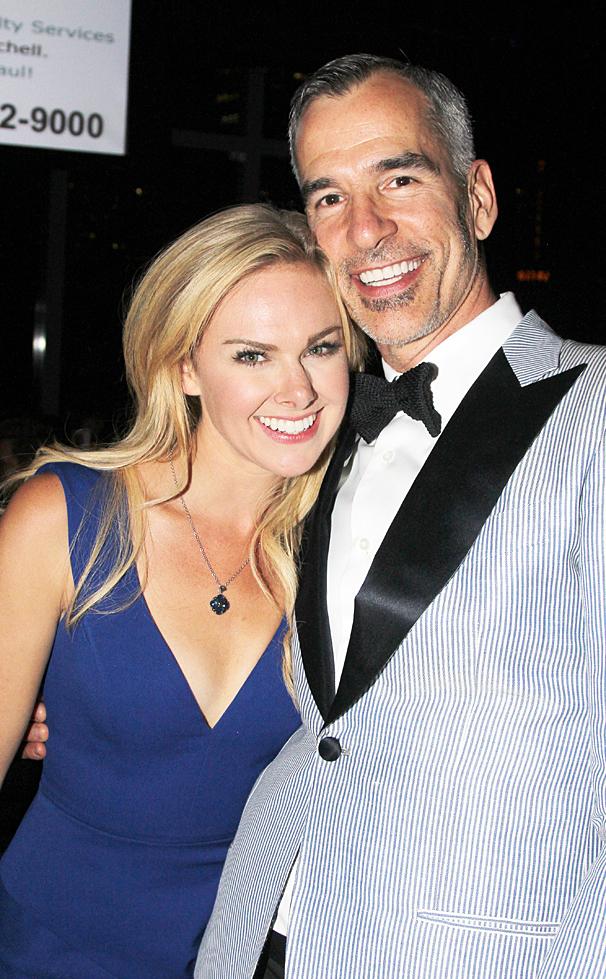 New York Pops Gala - Honoring Marc Shaiman and Scott Wittman - OP - 4/14 - Laura Bell Bundy - Jerry Mitchell