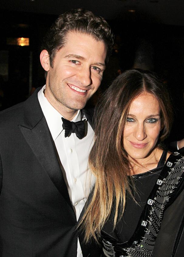 New York Pops Gala - Honoring Marc Shaiman and Scott Wittman - OP - 4/14 - Matthew Morrison - Sarah Jessica Parker