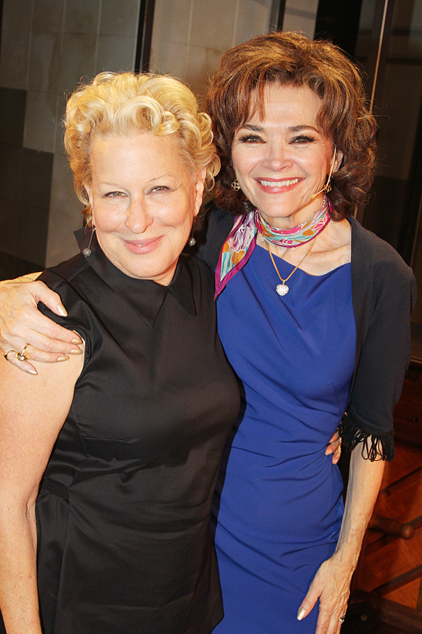 Piece of My Heart - Backstage - OP - 7/14 - Bette Midler - Linda Hart