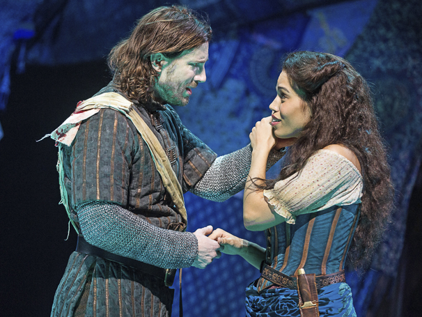 The Hunchback of Notre Dame - Show Photos - 3/15 - Andrew Samonsky - Ciara Rene