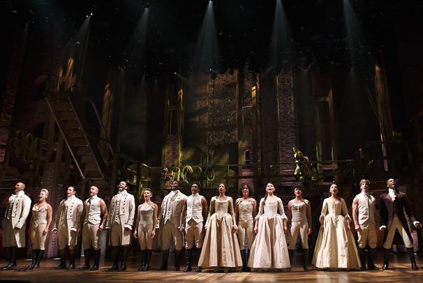 Hamilton - Show Photos - 8/15 - Cast