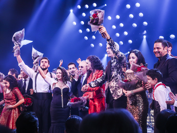 On Your Feet! - Opening - 11/15