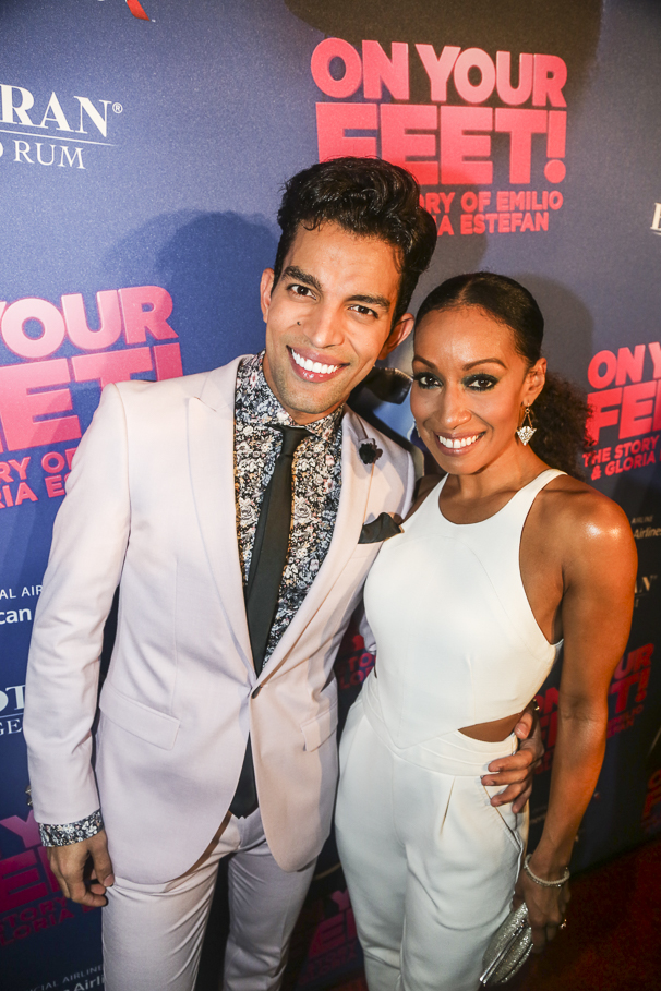 On Your Feet! - Opening - 11/15 - Carlos E. Gonzalez-Marielys Molina