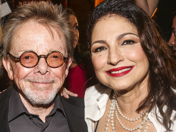 On Your Feet! - Opening - 11/15 - Paul WIlliams and Gloria Estefan