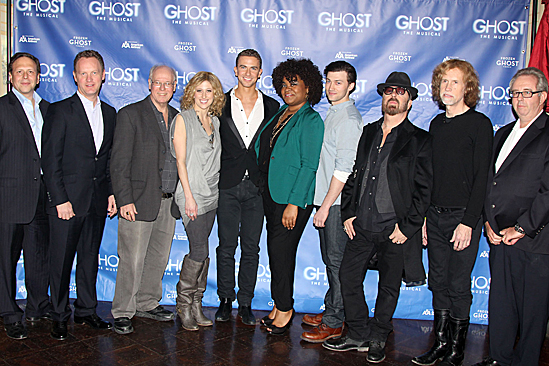 Ghost Light Sessions – producers, cast, composers