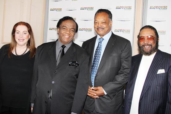Motown Preview — Barbara Dozier — Lamont Dozier — Jesse Jackson — Brian Holland