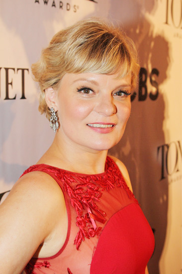 Tony Red Carpet- Martha Plimpton