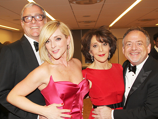 New York Pops Gala - Honoring Marc Shaiman and Scott Wittman - OP - 4/14 - Scott Wittman -  Jane Krakowski - Andrea Martin - Marc Shaiman
