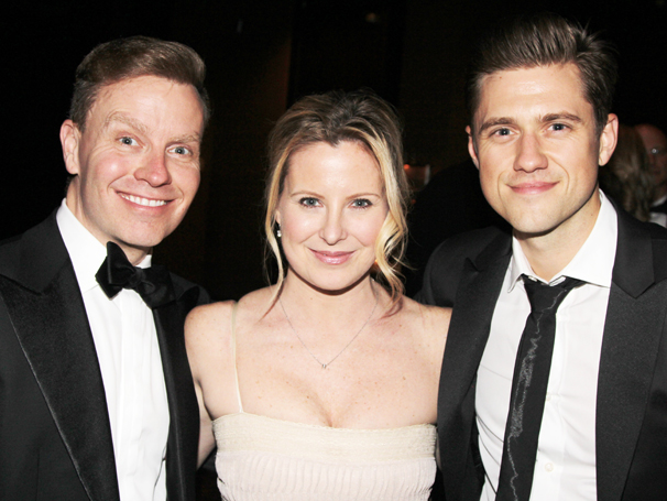 New York Pops Gala - Honoring Marc Shaiman and Scott Wittman - OP - 4/14 - Rusty Mowery - Michelle Kittrell - Aaron Tveit