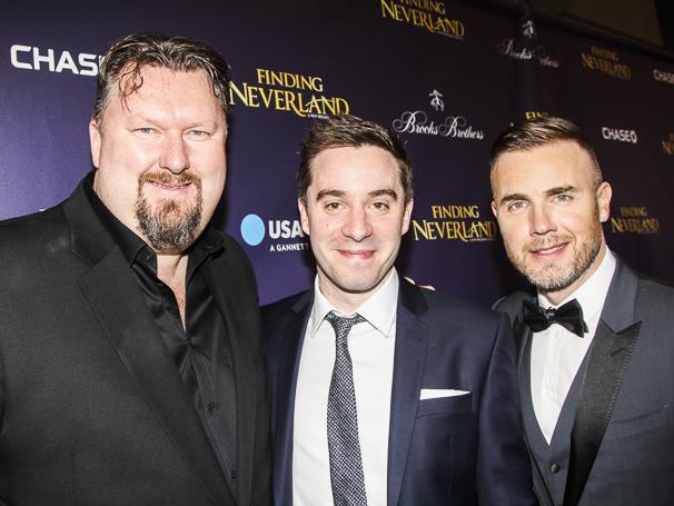 Finding Neverland  - Opening - 4/15 - Eliot Kennedy - James Graham - Gary Barlow