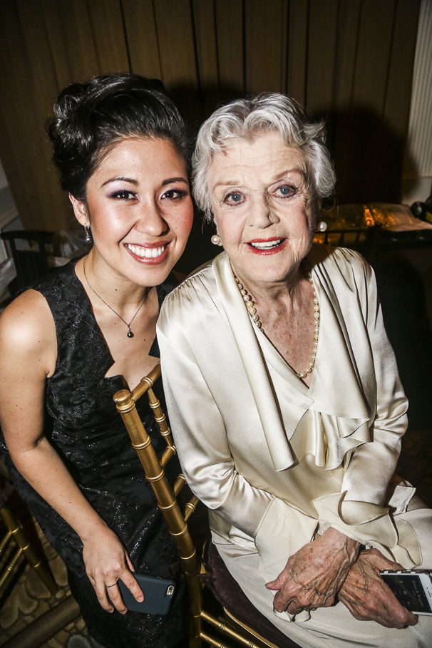 American Theater Wing - James Earl Jones - 9/15 - Ruthie Ann Miles with Angela Lansbury