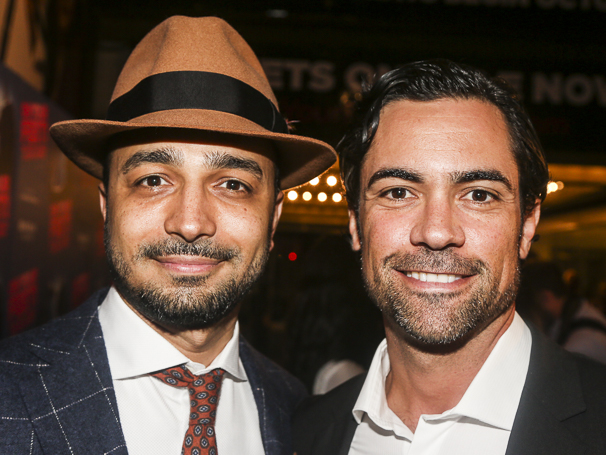 On Your Feet! - Opening - 11/15 - Andy Senor- Danny Pino