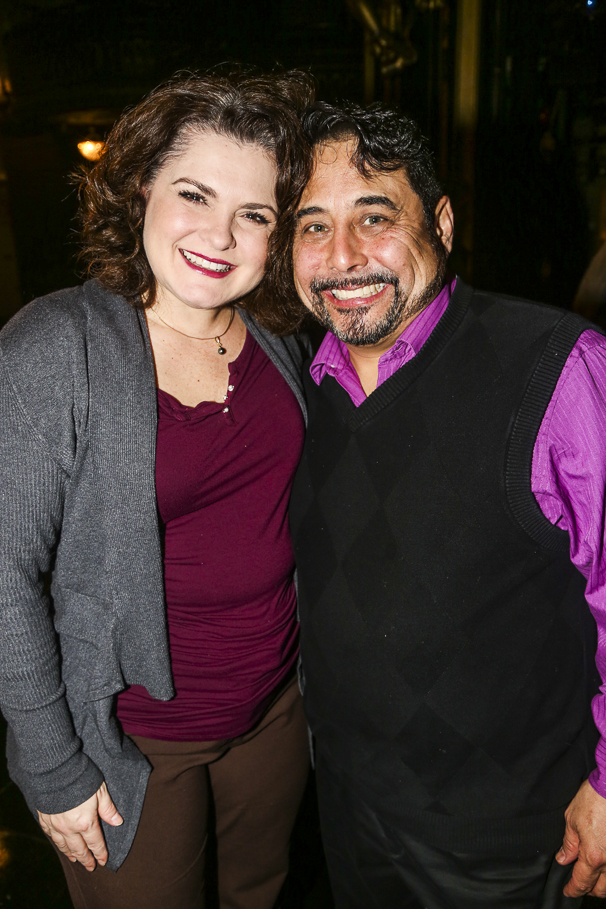 Phantom of the Opera - 28th Anniversary - 1/16 - Michele McConnell and Christian Sebek