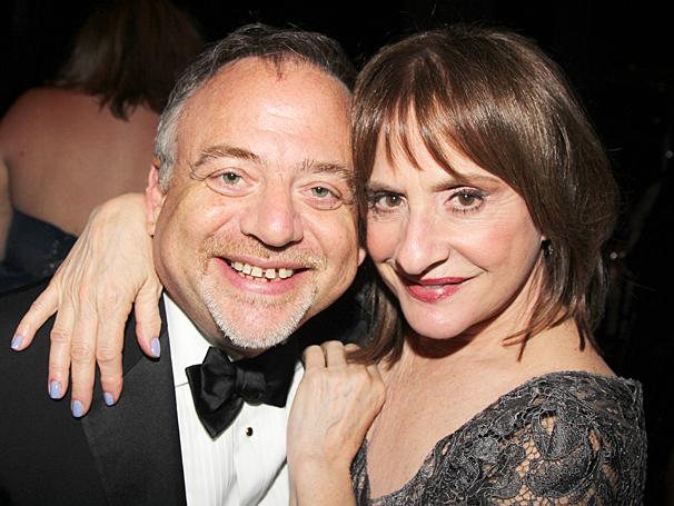 New York Pops Gala - Honoring Marc Shaiman and Scott Wittman - OP - 4/14 - Marc Shaiman - Patti Lupone