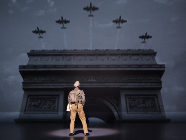 An American in Paris - Show Photos - 12/14 - Robert Fairchild