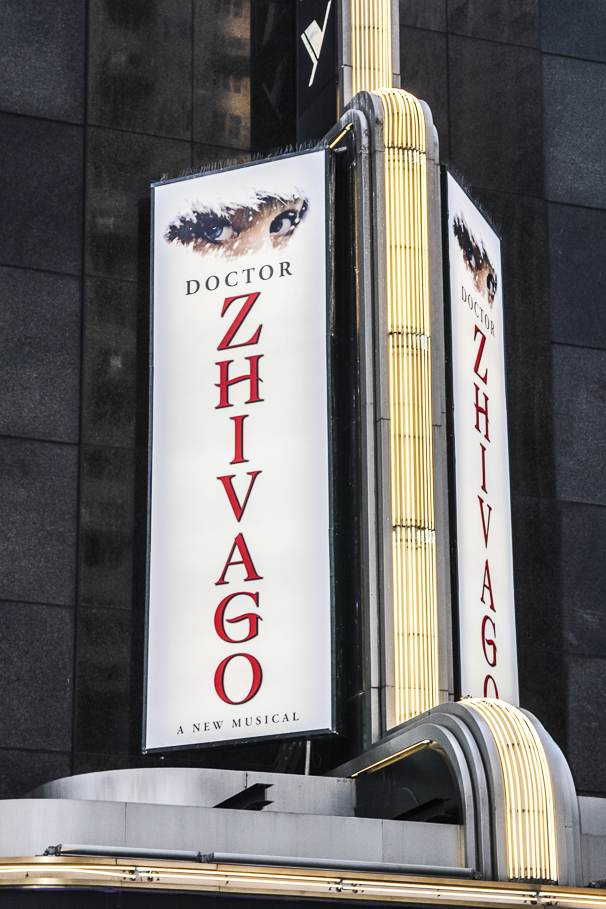 Doctor Zhivago - Opening - 4/15