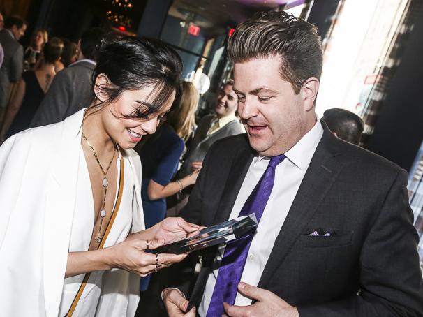 Broadway.com - Audience Choice Awards - 5/15 - Vanessa Hudgens - Paul Wontorek
