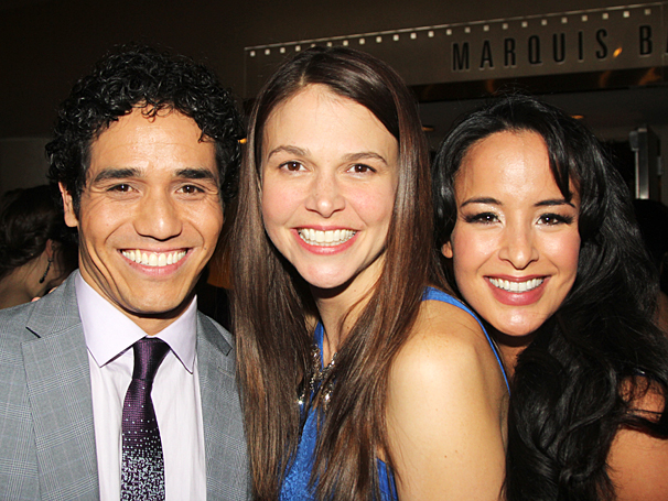 Violet - Opening - OP - 4/14 - Adam Jacobs  - Sutton Foster - Courtney Reed