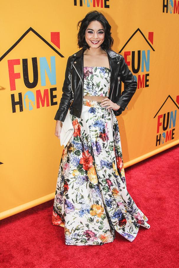 Fun Home - Opening - 4/15 - Vanessa Hudgens