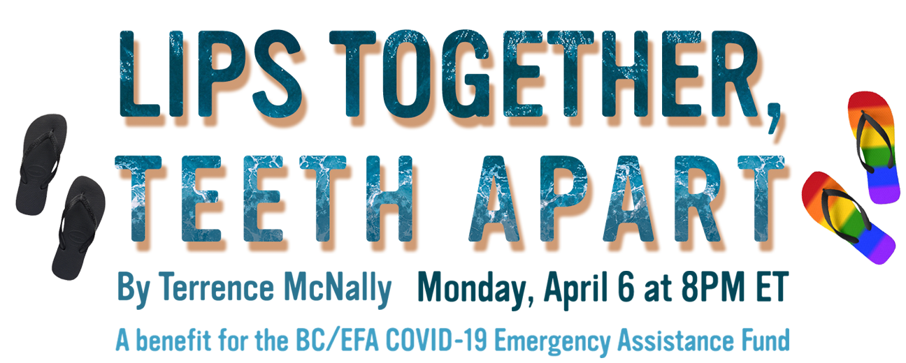 Illustration of Lips Together, Teeth Apart - BC/EFA COVID-19 Emergency Assistance Fund Benefit