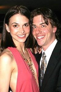 Drama Desk Awards 2005 - Sutton Foster - Christian Borle
