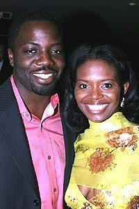 Drama Desk Awards 2005 - Derek Fordjour - LaChanze