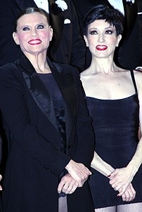 Photo Op - Chicago 10th Anniversary - cc - Ann Reinking - Bebe Neuwirth