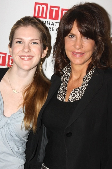 Broadwaycom Photo 2 Of 9 Mercedes Ruehl And Lily Rabe Get Ready