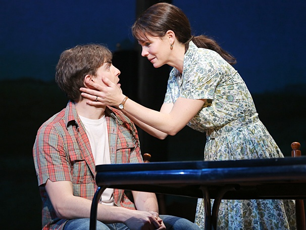 The Bridges of Madison County - Show Photos - Derek Klena - Kelli O'Hara