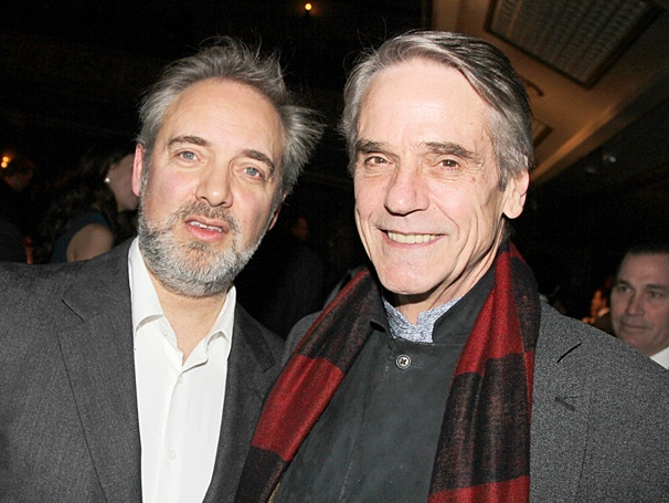 Roundabout Gala - Sam Mendes - OP - 3/14 - Sam Mendes - Jeremy Irons