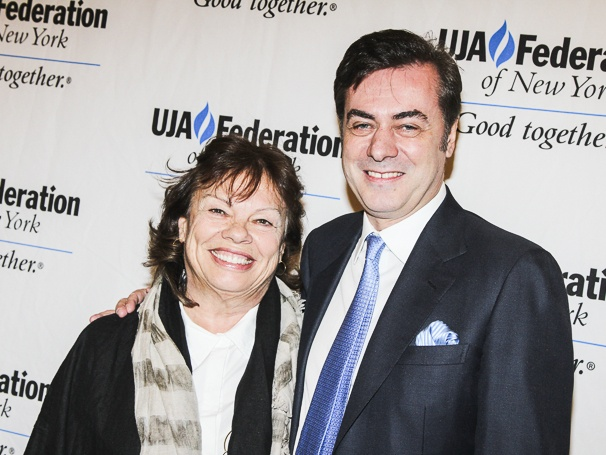 UJA- Excellence in Theater Award - John Gore - 3/15 - Nancy Coyne