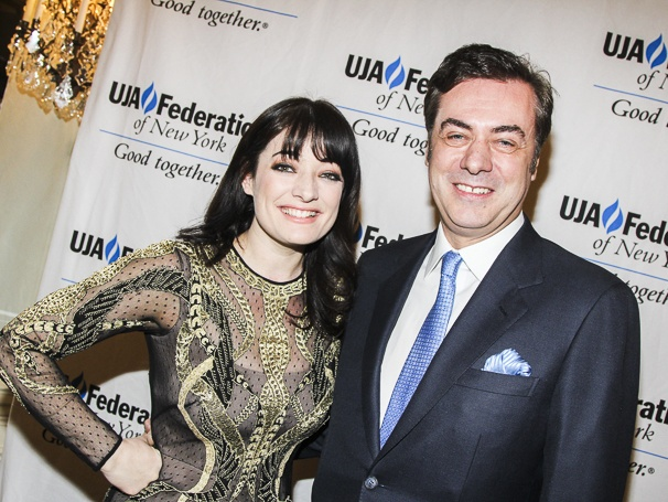 UJA- Excellence in Theater Award - John Gore - 3/15 - John Gore - Laura Michelle Kelly